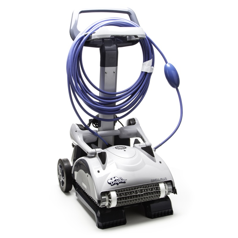Poolroboter Dolphin Swell Plus Caddy
